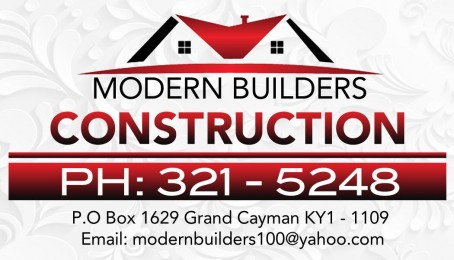 Modern Builders Construction