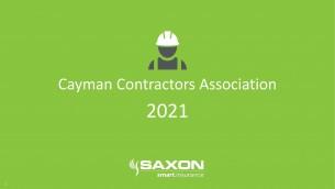 Meet Alberto, Contractors Insurance Specialist Saxon Cayman